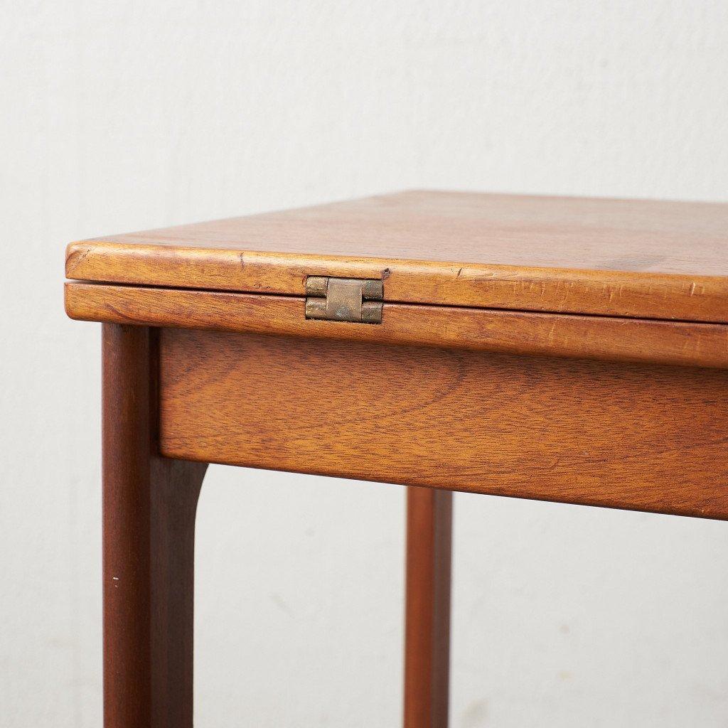 マッキントッシュ A.H.McINTOSH 拡張式天板付き ヴィンテージ ネストテーブル