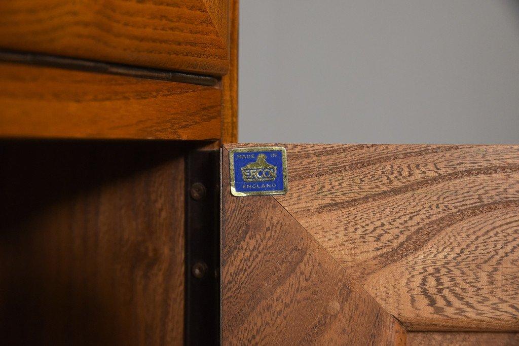 #32417 ERCOL ウインザー サービングキャビネット 469 コンディション画像 - 19