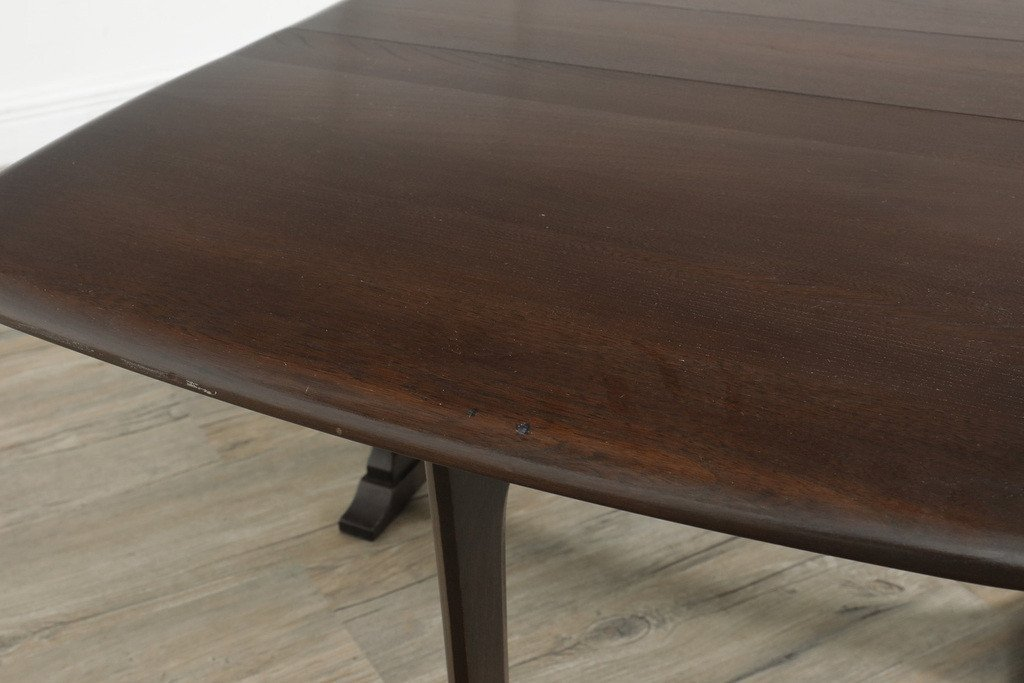 #34244 ゲートレッグ バタフライローテーブル コンディション画像 - 15