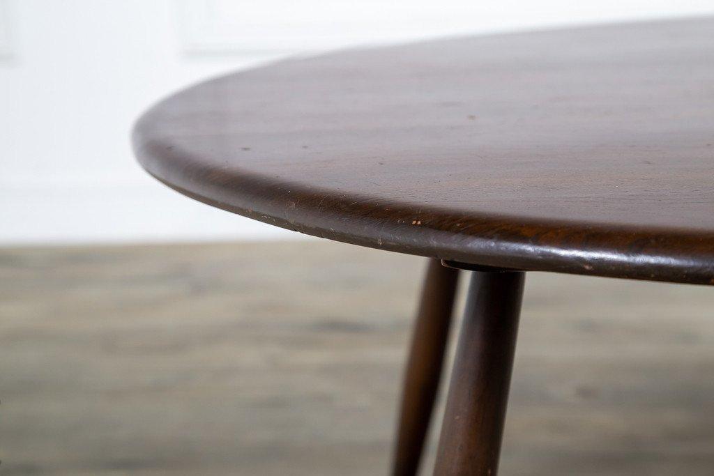 #34259 ラウンド コーヒーテーブル コンディション画像 - 13
