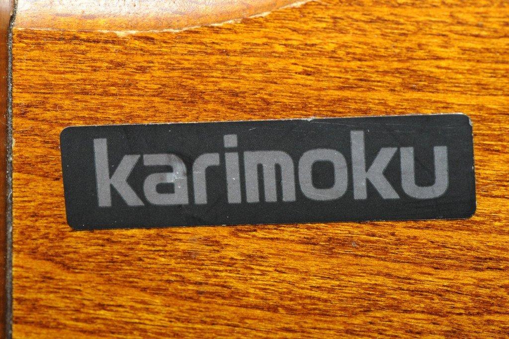 カリモク karimoku / Japan コロニアル ワゴン