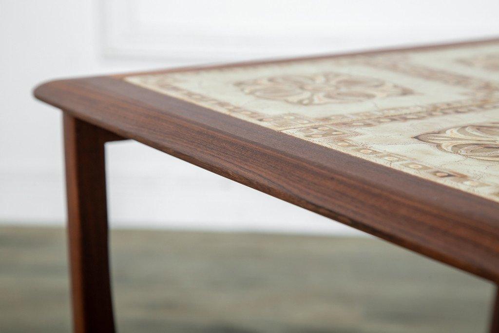 ジープラン G-PLAN (エベネゼル・グーム Ebenezer Gomme) / UK Astro セラミックタイルトップ ネストテーブル (3651D)