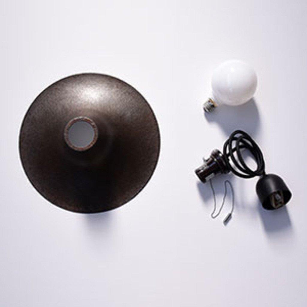 #33809 Rona ペンダントランプ / S 鋳鉄風 ブラック コンディション画像 - 10