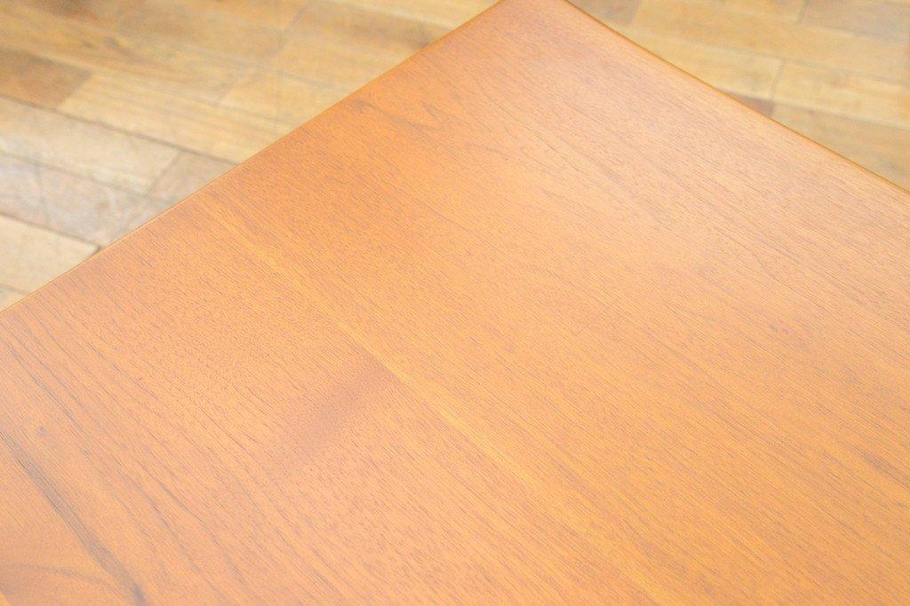 #33639 無垢材 クルミ x オークダイニングテーブル コンディション画像 - 15