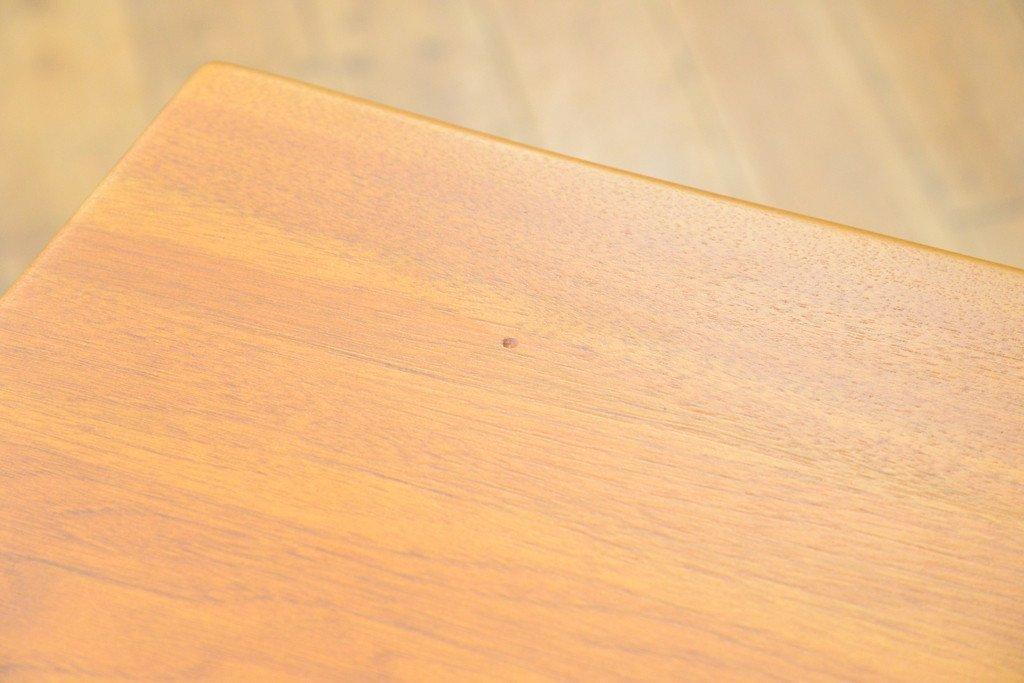 #33639 無垢材 クルミ x オークダイニングテーブル コンディション画像 - 19