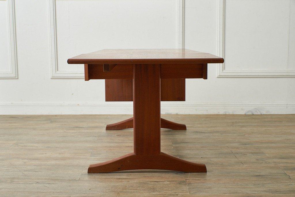 #35336  McINTOSH チーク材コーヒーテーブル コンディション画像 - 8