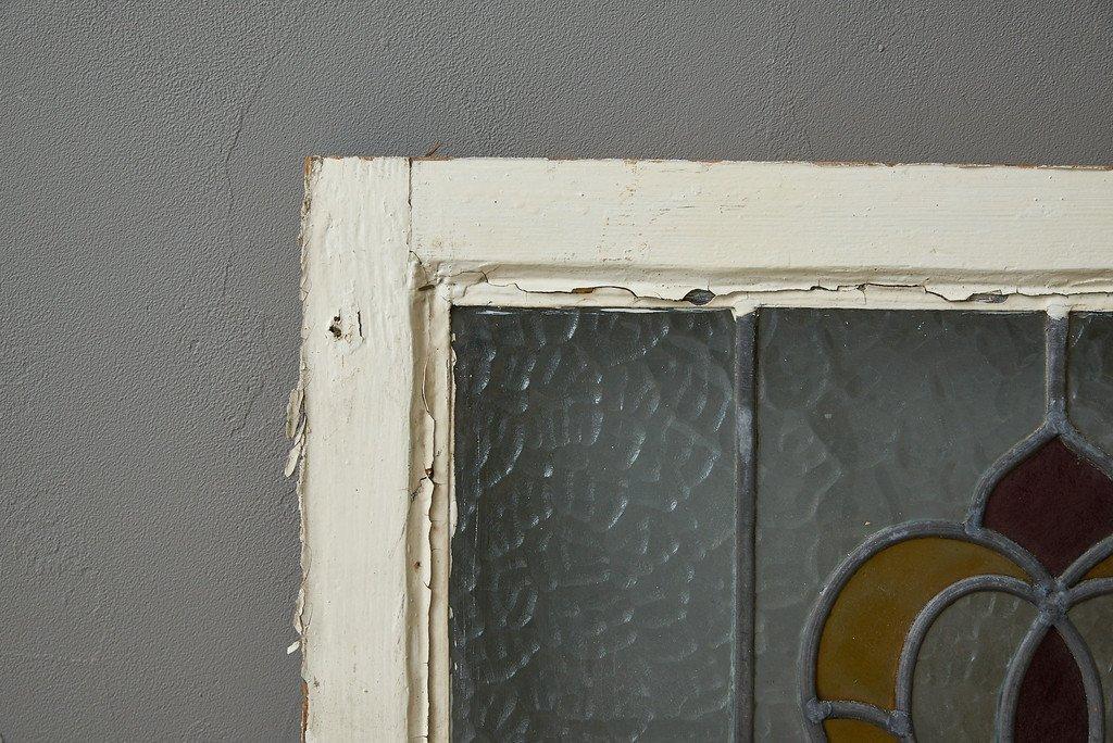 #35445 アールデコスタイル ステンドグラス 4点セット コンディション画像 - 28