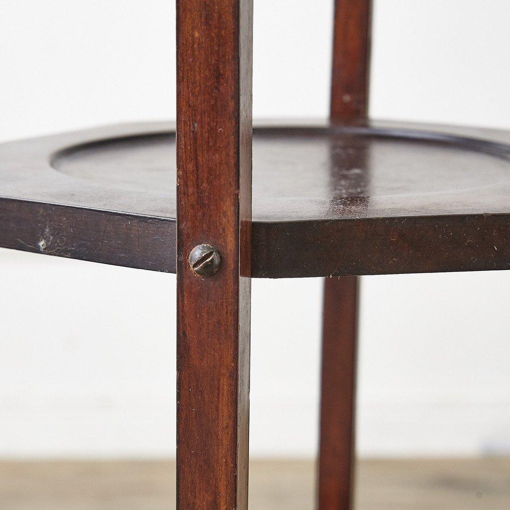 英国アンティーク 折畳み式 ケーキスタンド