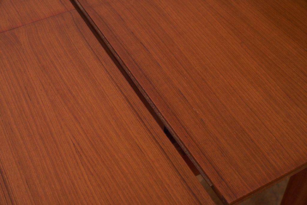 #36011 A.H.McINTOSH レクタングル エクステンションテーブル コンディション画像 - 22