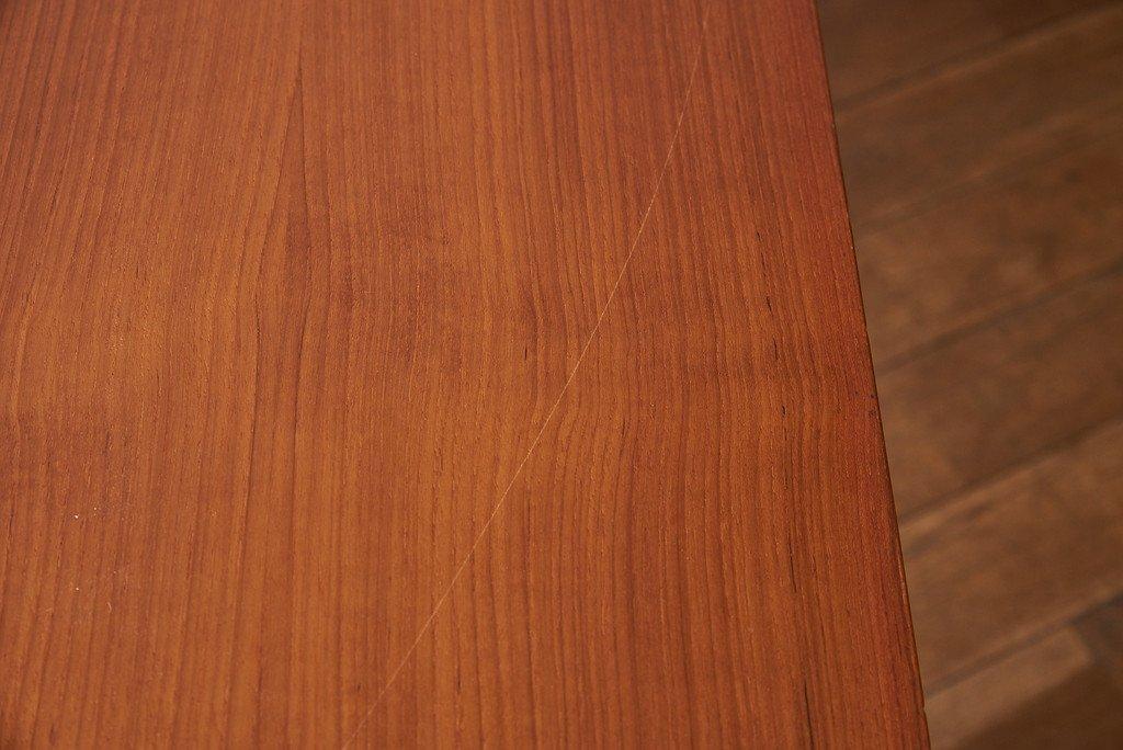 #36011 A.H.McINTOSH レクタングル エクステンションテーブル コンディション画像 - 27