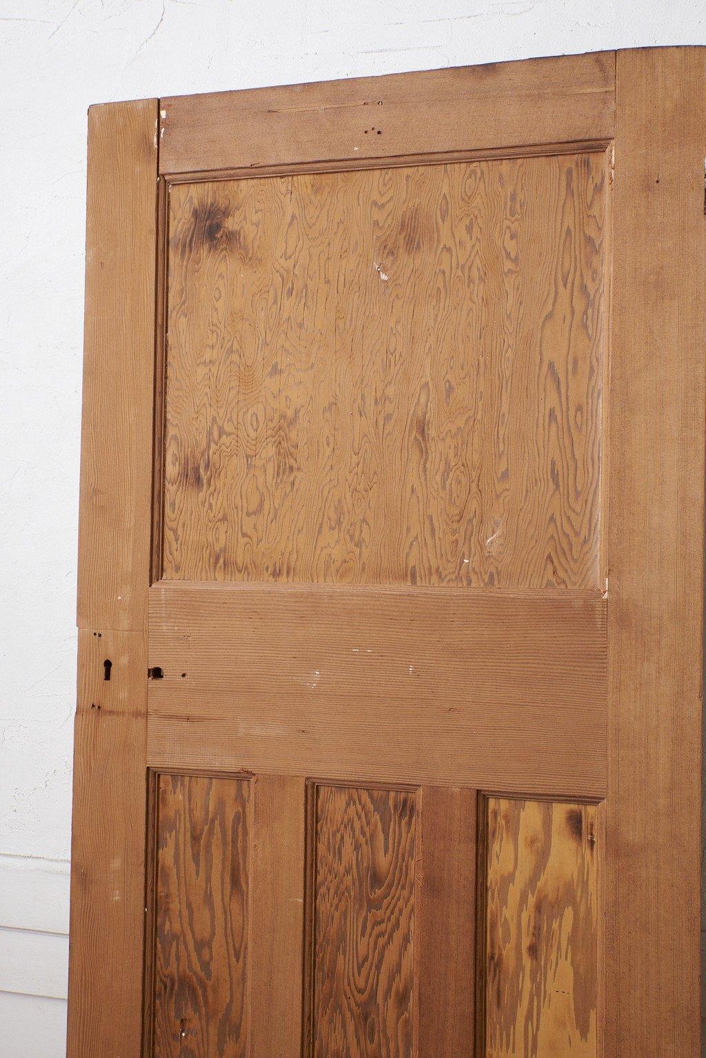 #37499 オールドパイン 英国アンティーク ドア コンディション画像 - 13