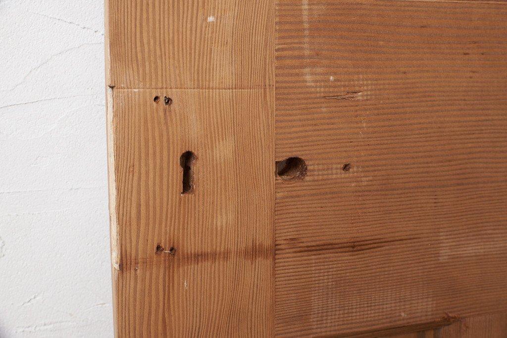 #37499 オールドパイン 英国アンティーク ドア コンディション画像 - 14