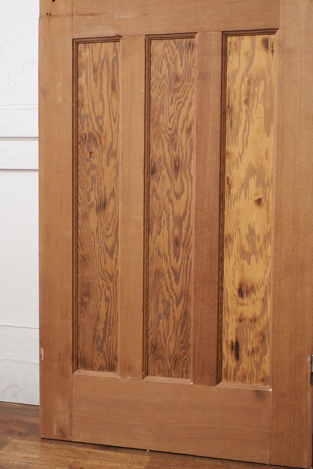 #37499 オールドパイン 英国アンティーク ドア コンディション画像 - 15
