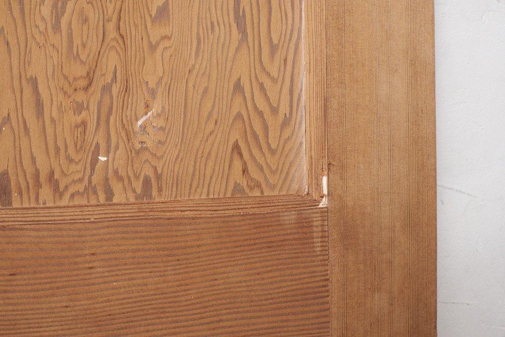 #37499 オールドパイン 英国アンティーク ドア コンディション画像 - 18
