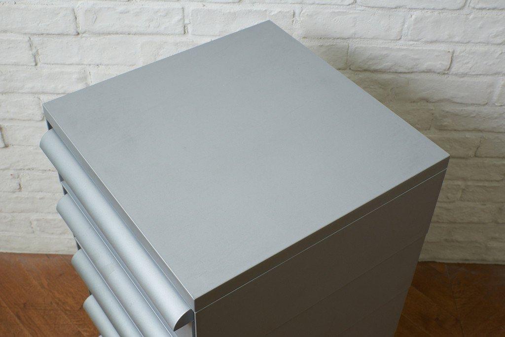 #38011 Drawer System チェストキャビネット キャスター付き コンディション画像 - 15