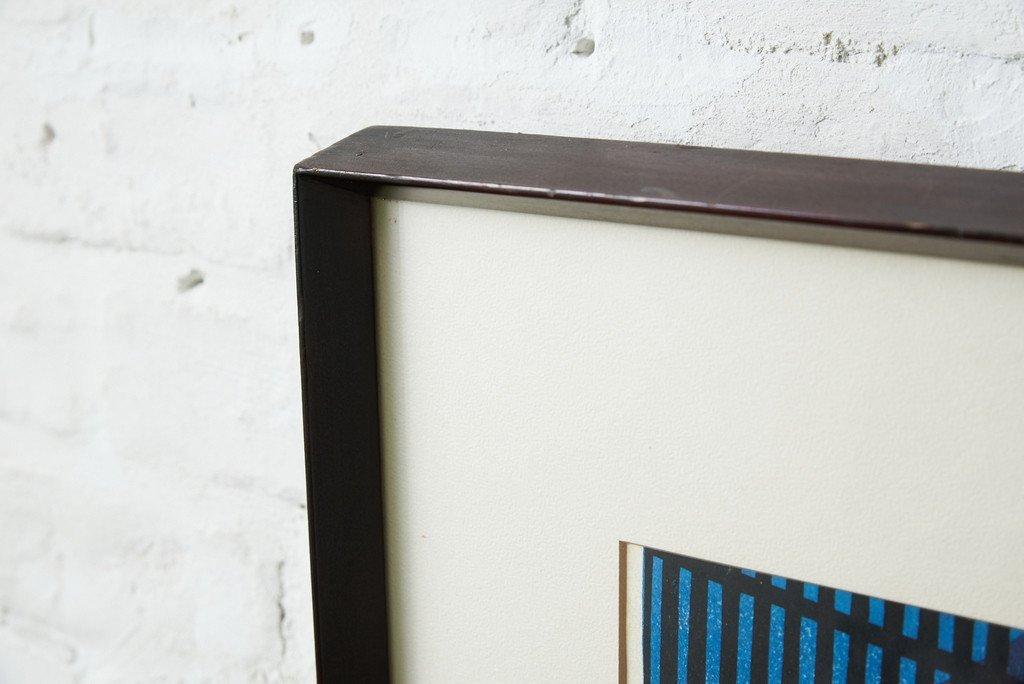 クリフトンカーフ [ ICHIRIKI NOREN (一力のれん) ] 木版画