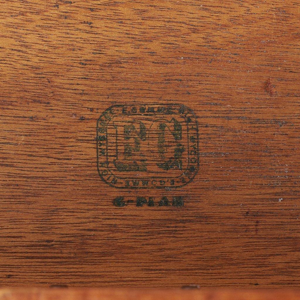 #36880 Quadrille トールチェスト 1386  コンディション画像 - 13