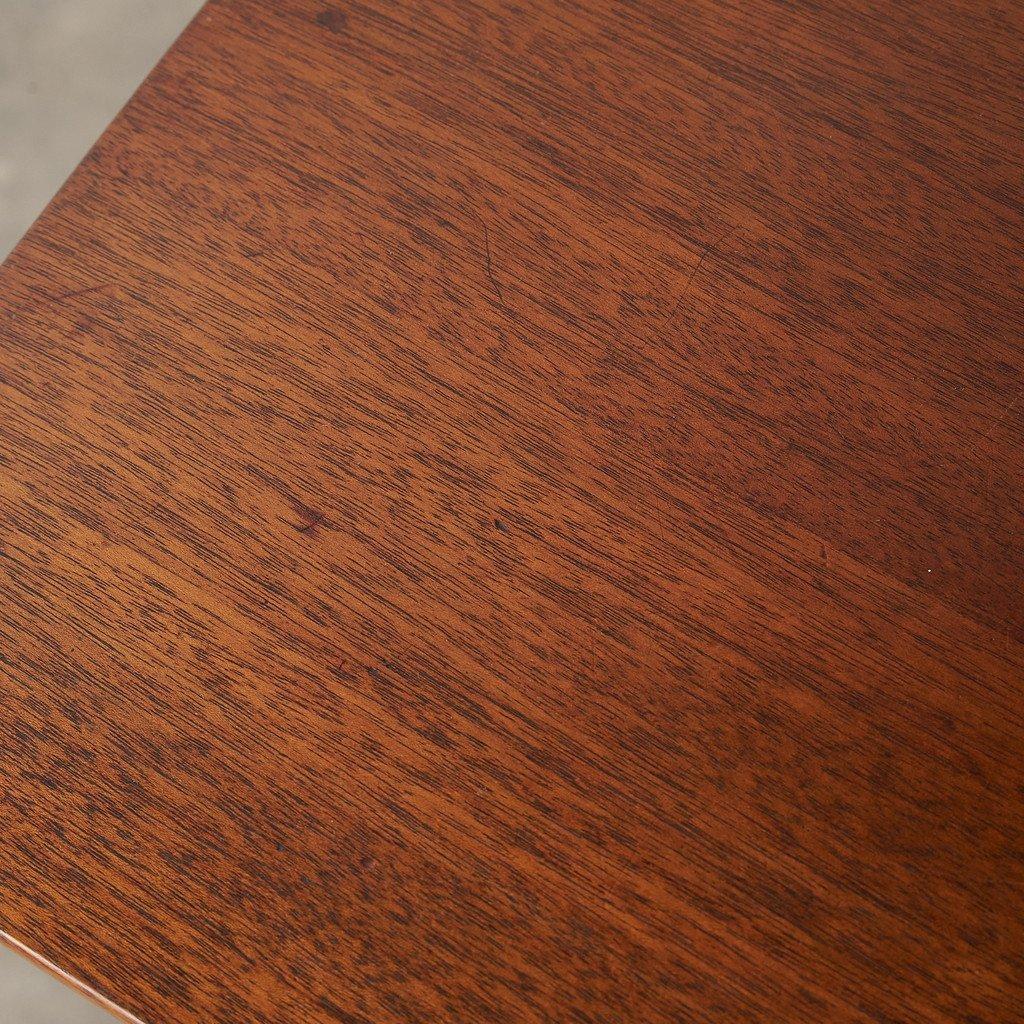 #39378 英国アンティーク ウォールナット材 サイドテーブル コンディション画像 - 15