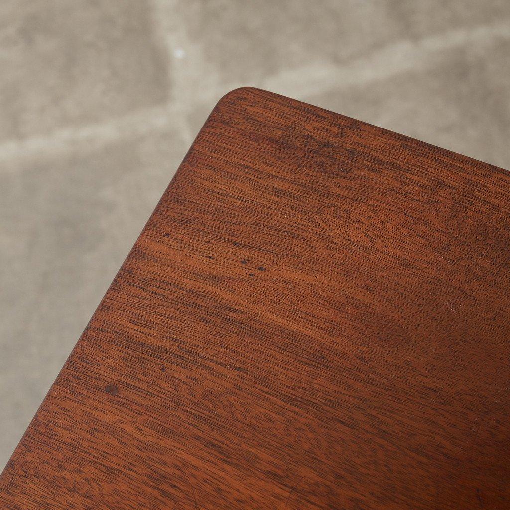 #39378 英国アンティーク ウォールナット材 サイドテーブル コンディション画像 - 16