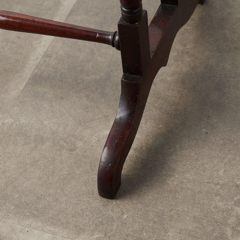 #39378 英国アンティーク ウォールナット材 サイドテーブル コンディション画像 - 24