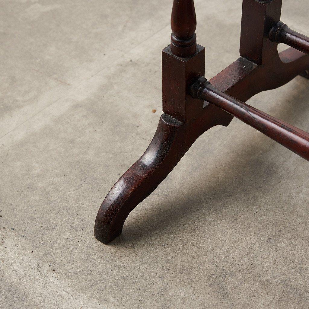 #39378 英国アンティーク ウォールナット材 サイドテーブル コンディション画像 - 25