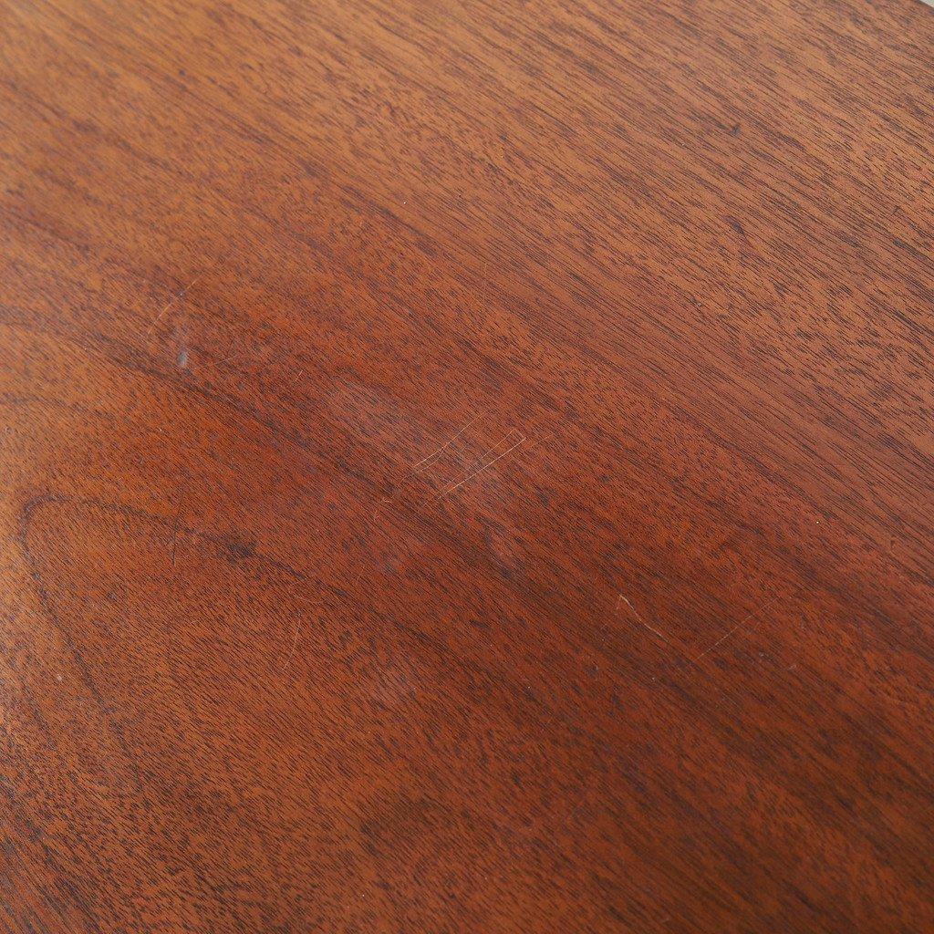 #39378 英国アンティーク ウォールナット材 サイドテーブル コンディション画像 - 27