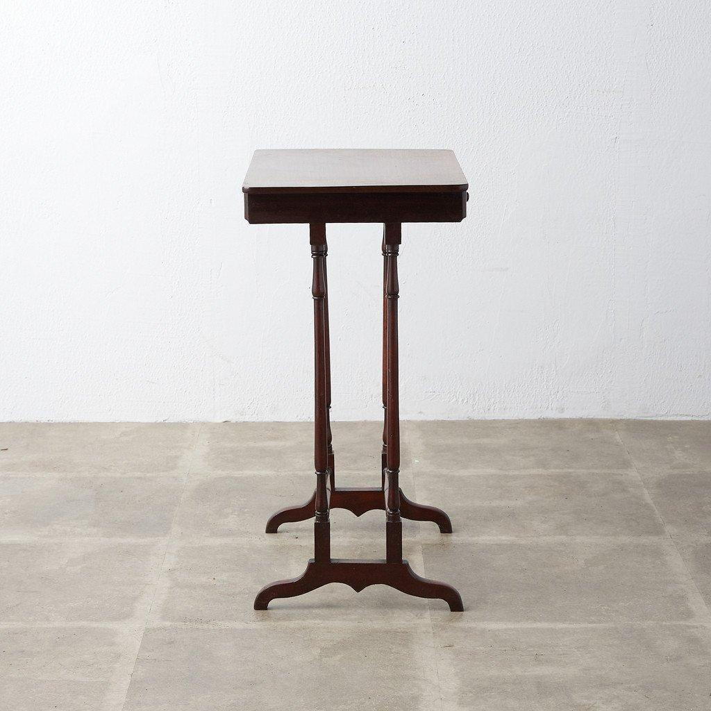 #39378 英国アンティーク ウォールナット材 サイドテーブル コンディション画像 - 28