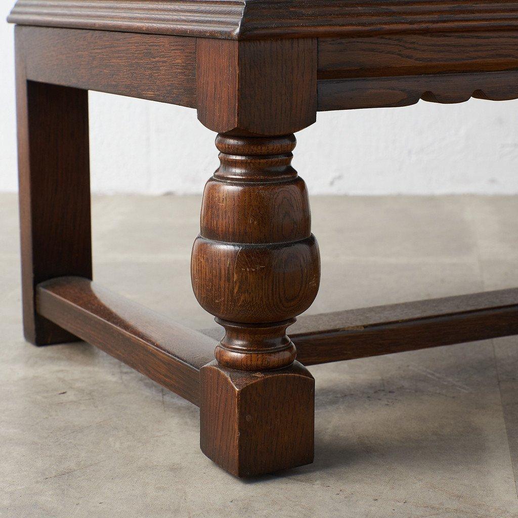 #39290 イギリス 1940年代 オーク 木彫刻 キャビネット コンディション画像 - 33