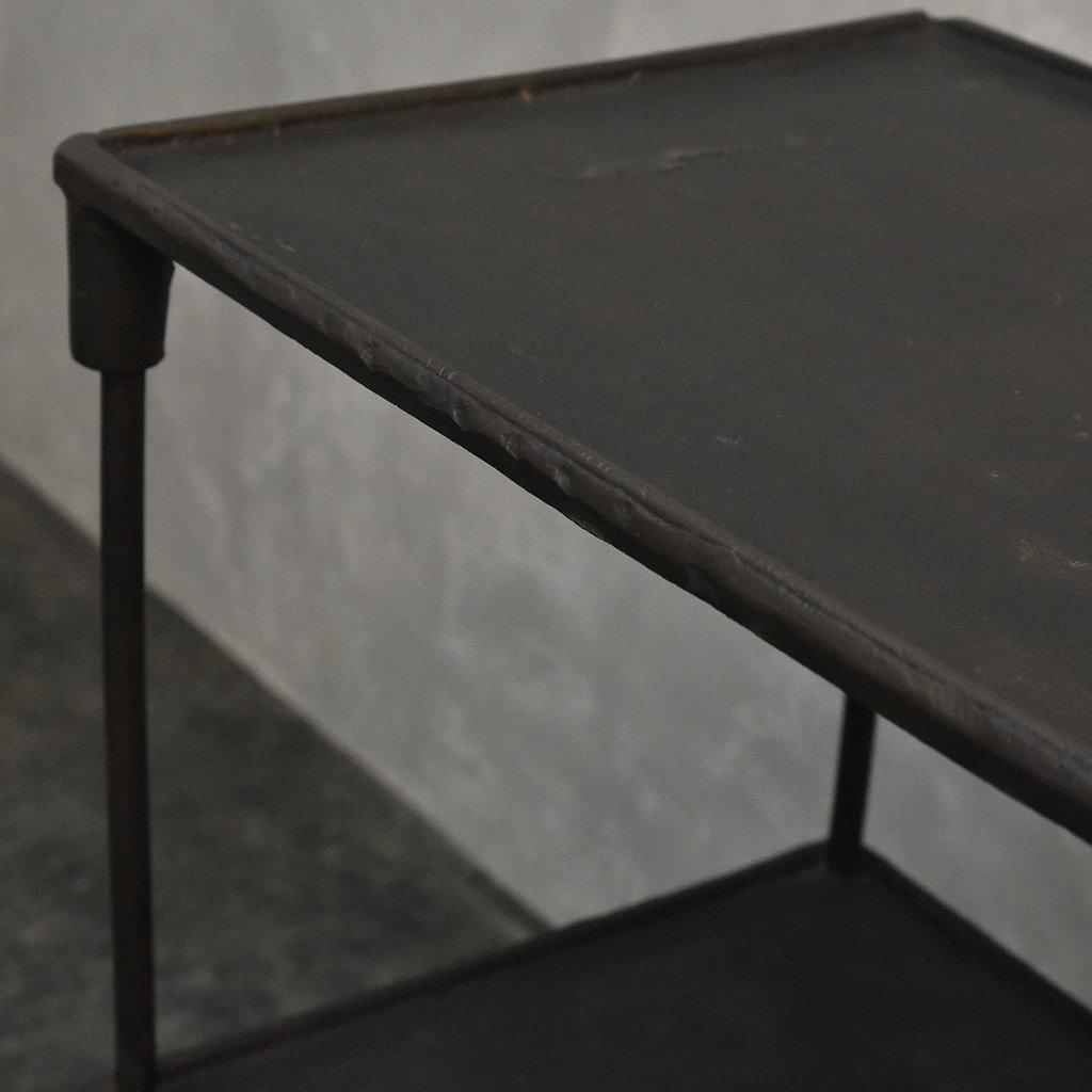 #40137 インダストリアル 鉄製 オープンシェルフ コンディション画像 - 7