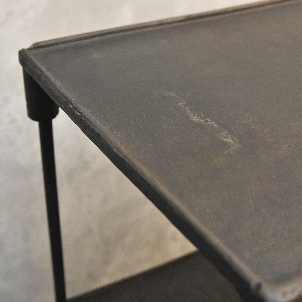 #40137 インダストリアル 鉄製 オープンシェルフ コンディション画像 - 8