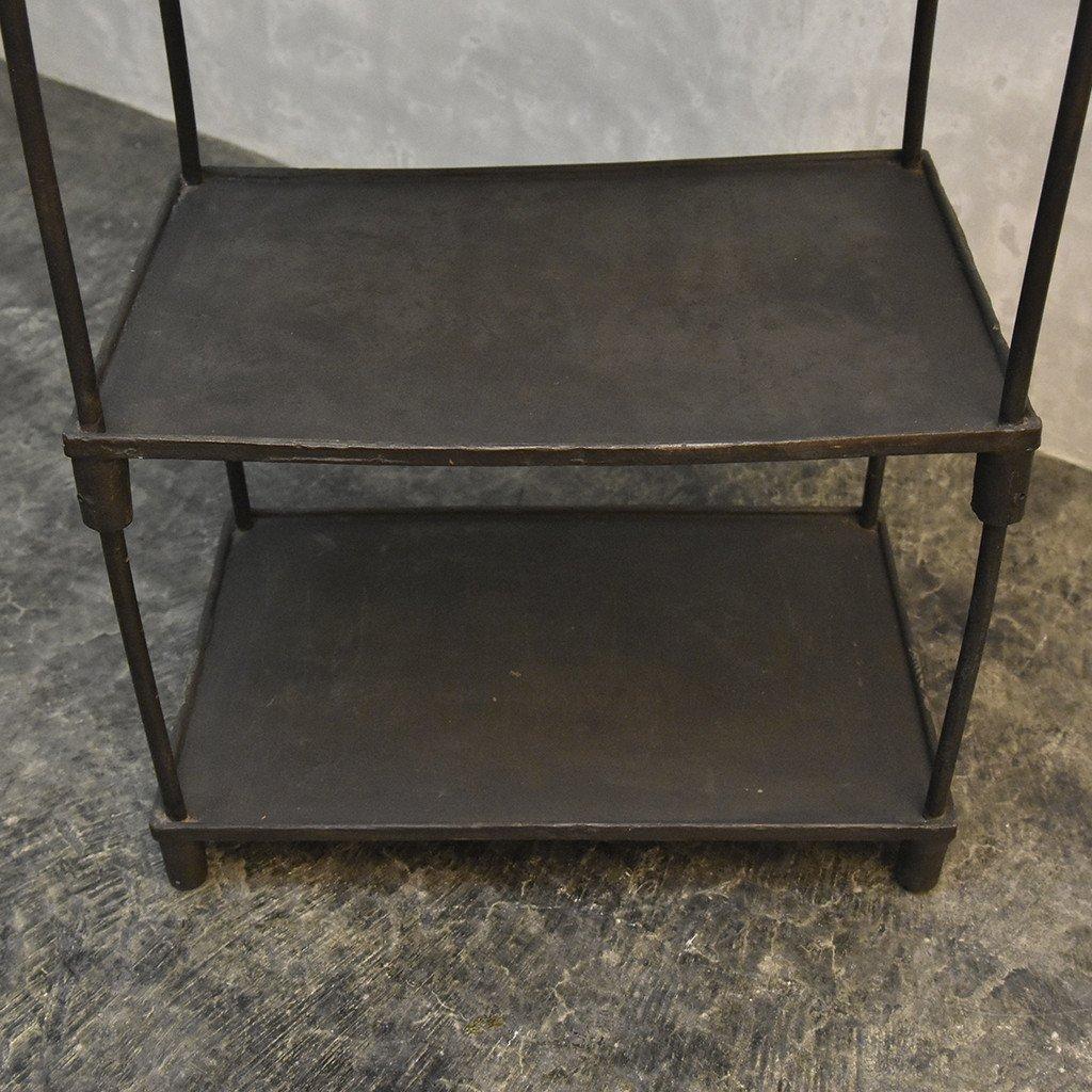 #40137 インダストリアル 鉄製 オープンシェルフ コンディション画像 - 9