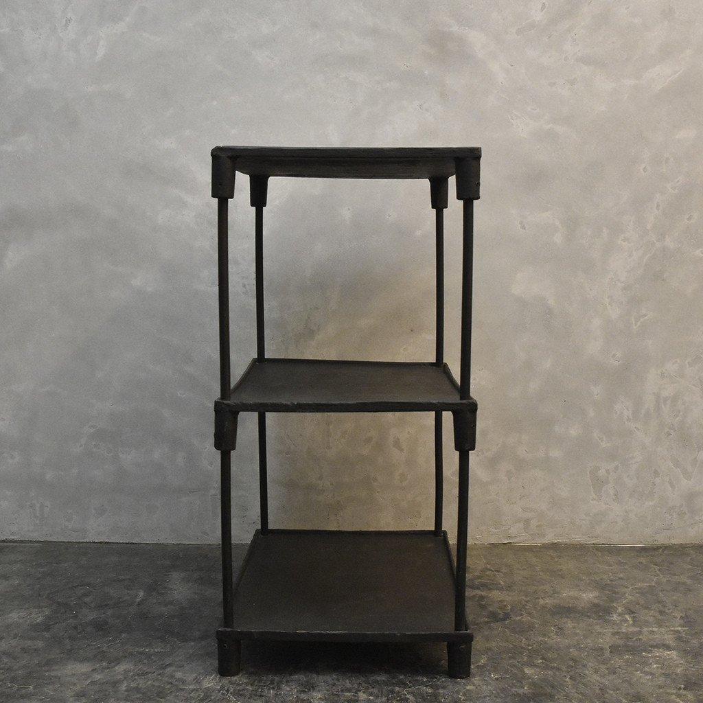 #40137 インダストリアル 鉄製 オープンシェルフ コンディション画像 - 10
