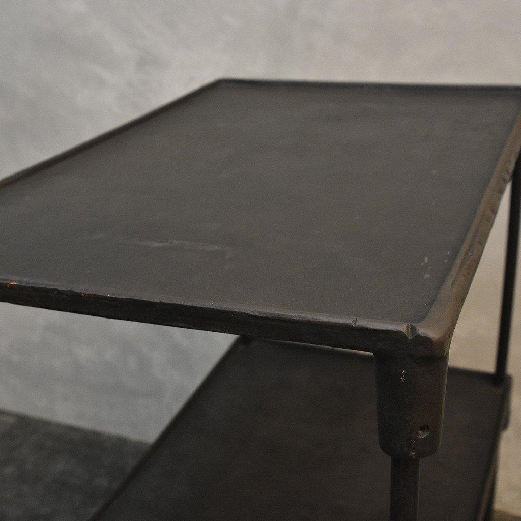 #40137 インダストリアル 鉄製 オープンシェルフ コンディション画像 - 13