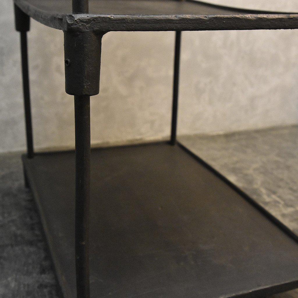 #40137 インダストリアル 鉄製 オープンシェルフ コンディション画像 - 14