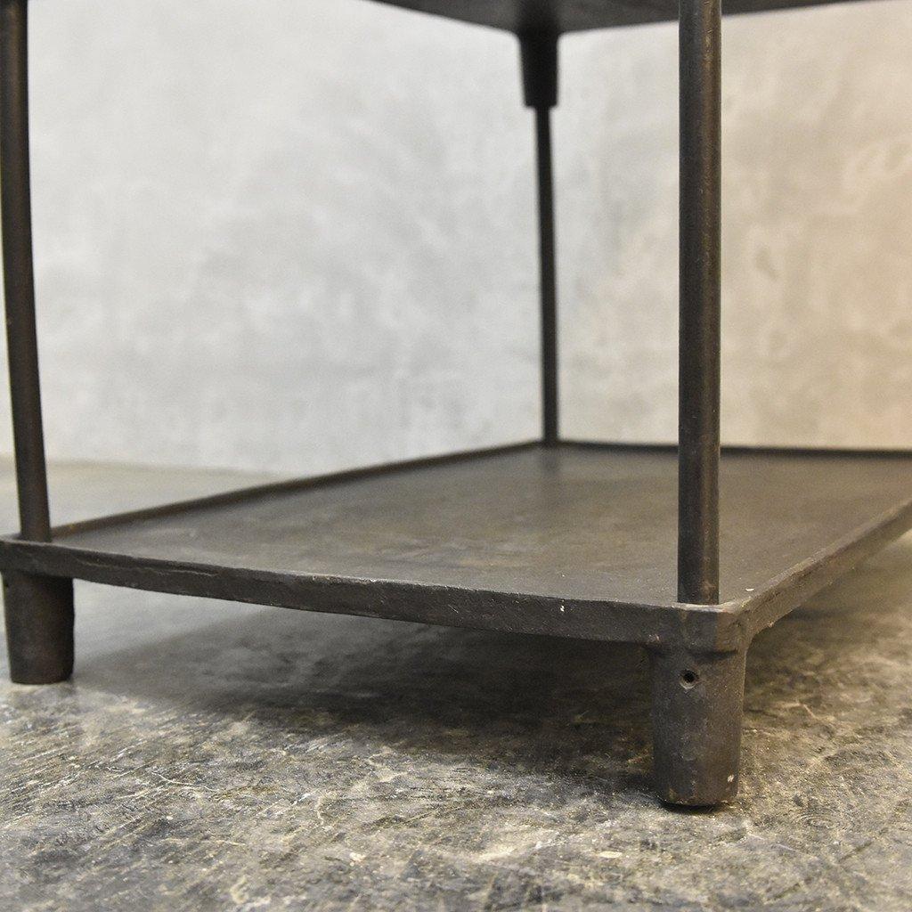 #40137 インダストリアル 鉄製 オープンシェルフ コンディション画像 - 15