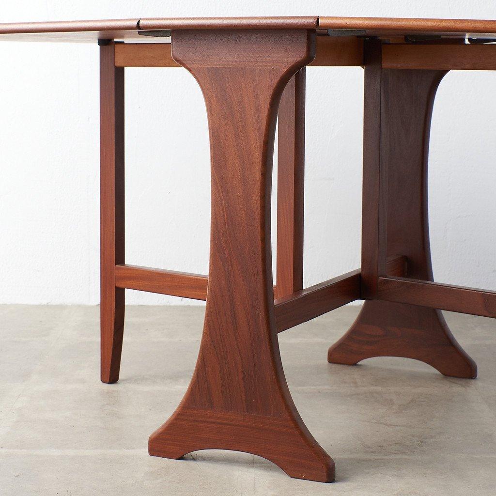 ジープラン G-PLAN Fresco ゲートレッグドロップリーフテーブル