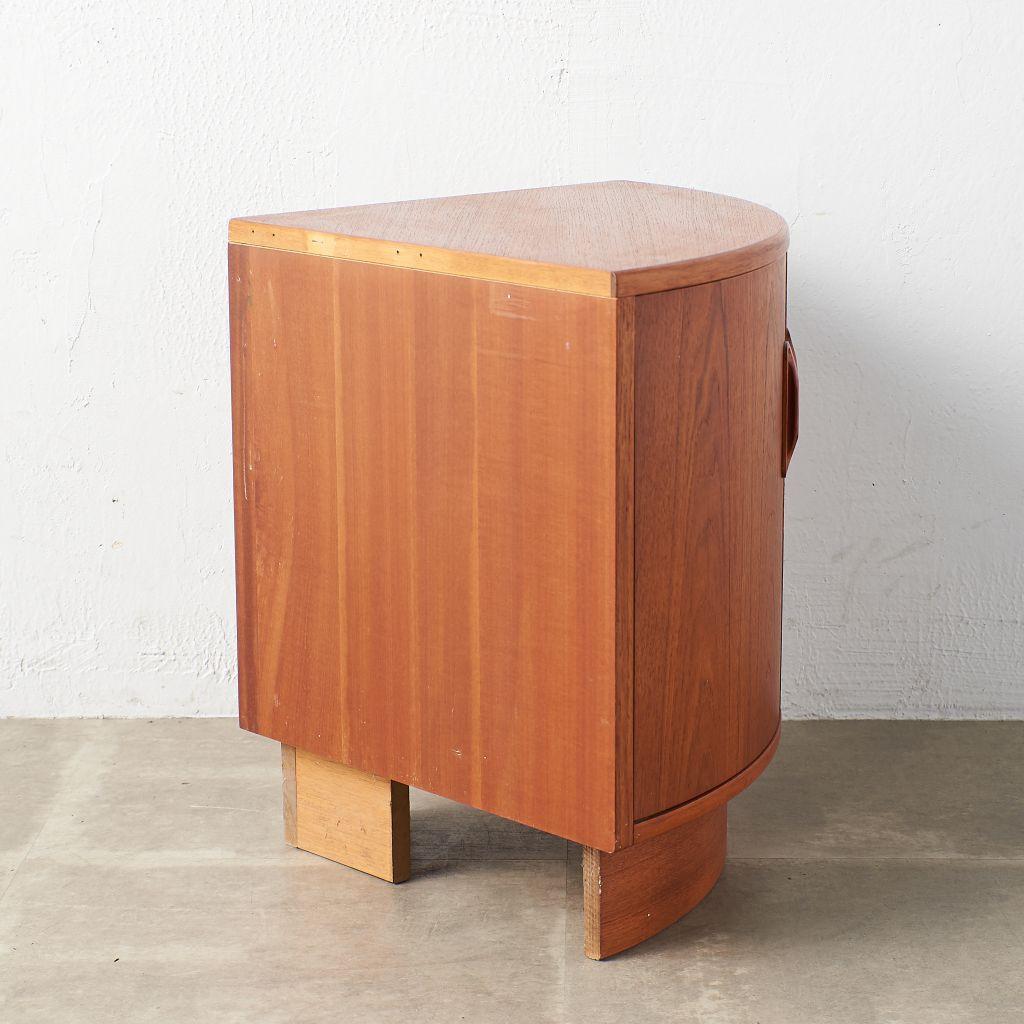 ジープラン G-PLAN Fresco 凸型コーナーローキャビネット
