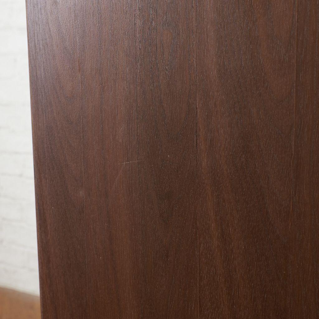 無印良品 MUJI スタッキングシェルフ ウォールナット材 3点セット