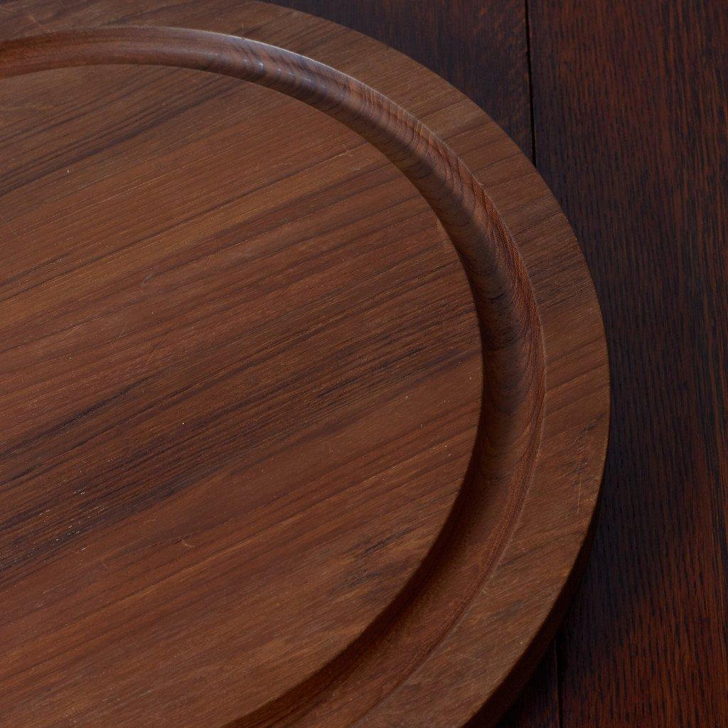 #43057 チーク無垢材 ヴィンテージ カッティングボード   コンディション画像 - 10