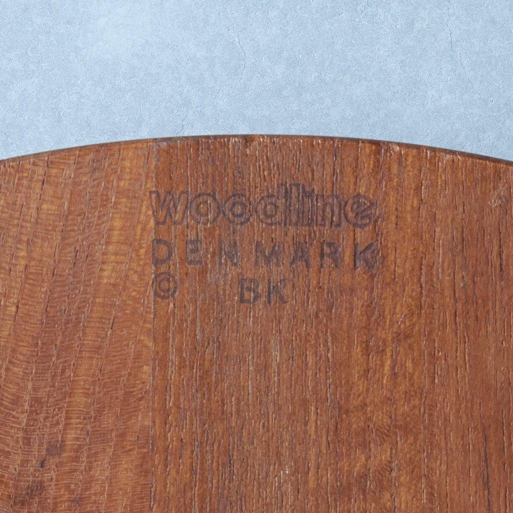 #43059 チーク無垢材 ヴィンテージ カッティングボード   コンディション画像 - 7