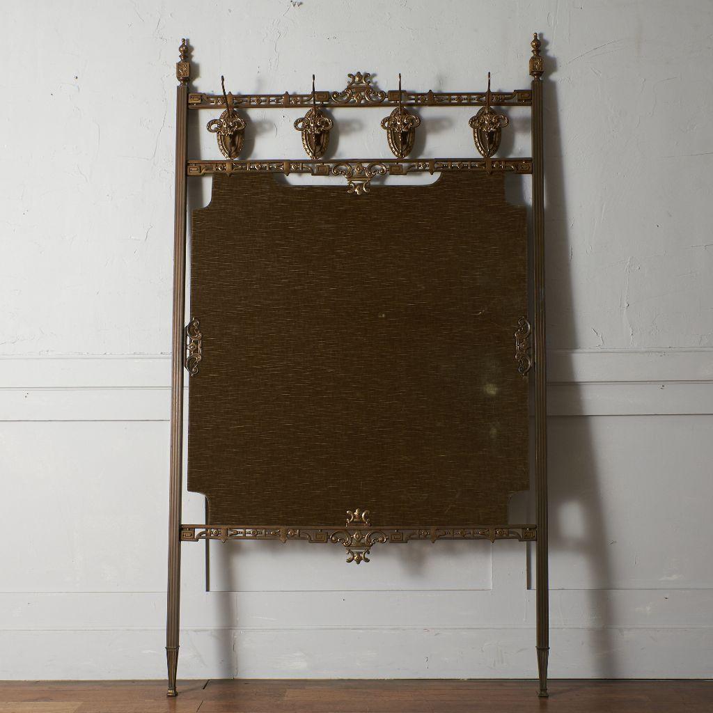 真鍮製 クラシック ウォールラック