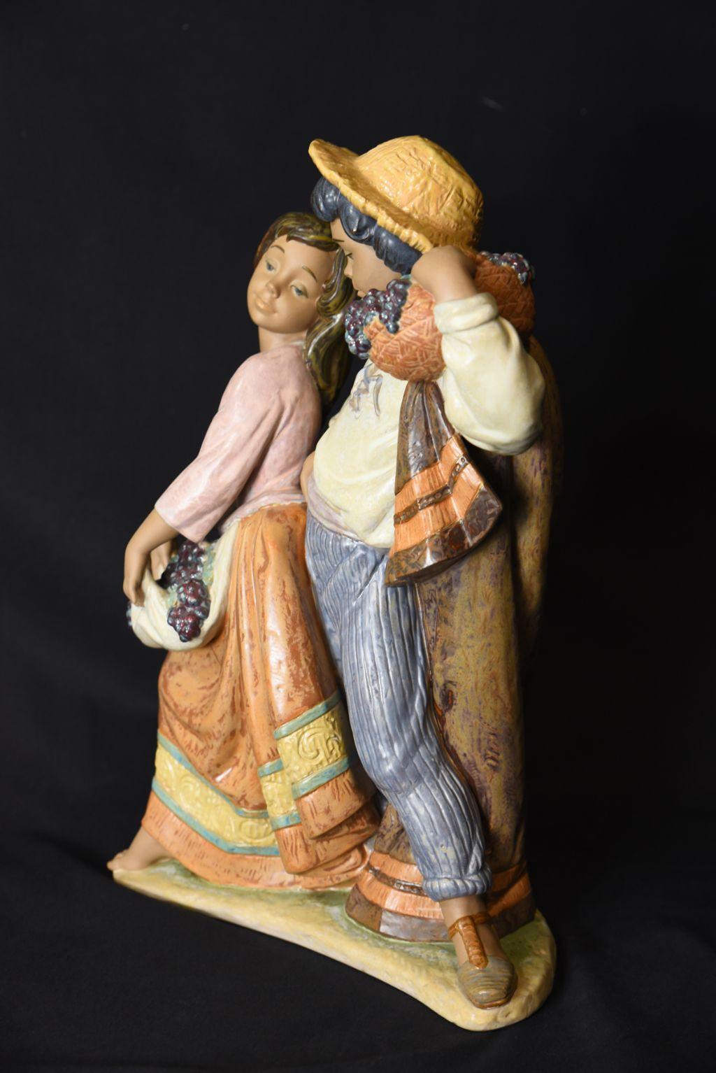 リヤドロ LLADORO 陶器人形