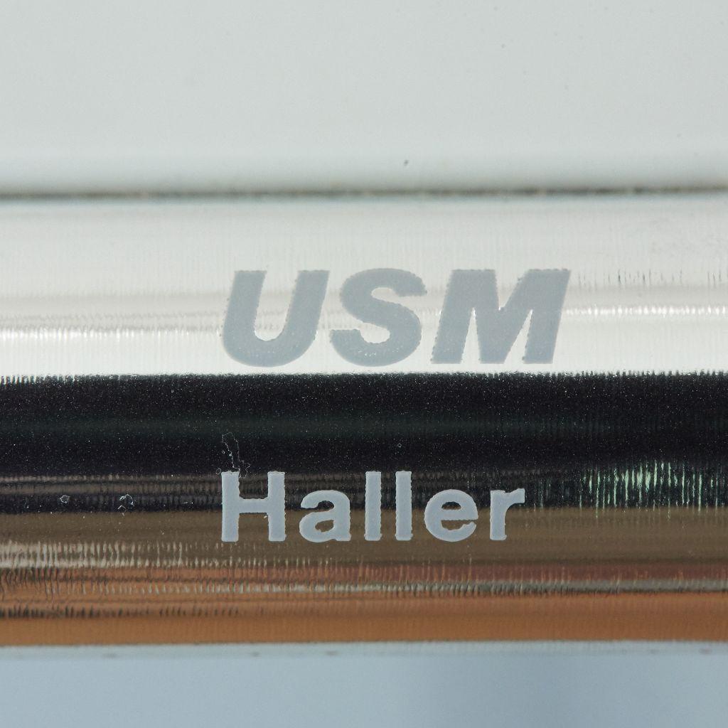 USMハラーシステム USM Haller System USM Haller キャビネット 1列2段