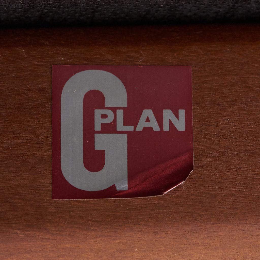 ジープラン G-PLAN Fresco サーキュラーチェア / 張替済