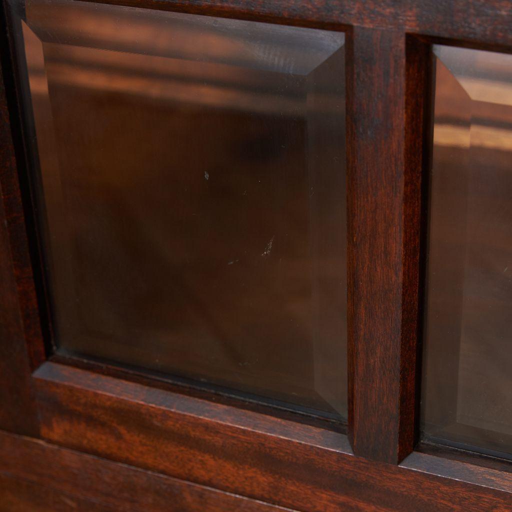 松本民芸家具 G-1型 面取食器棚