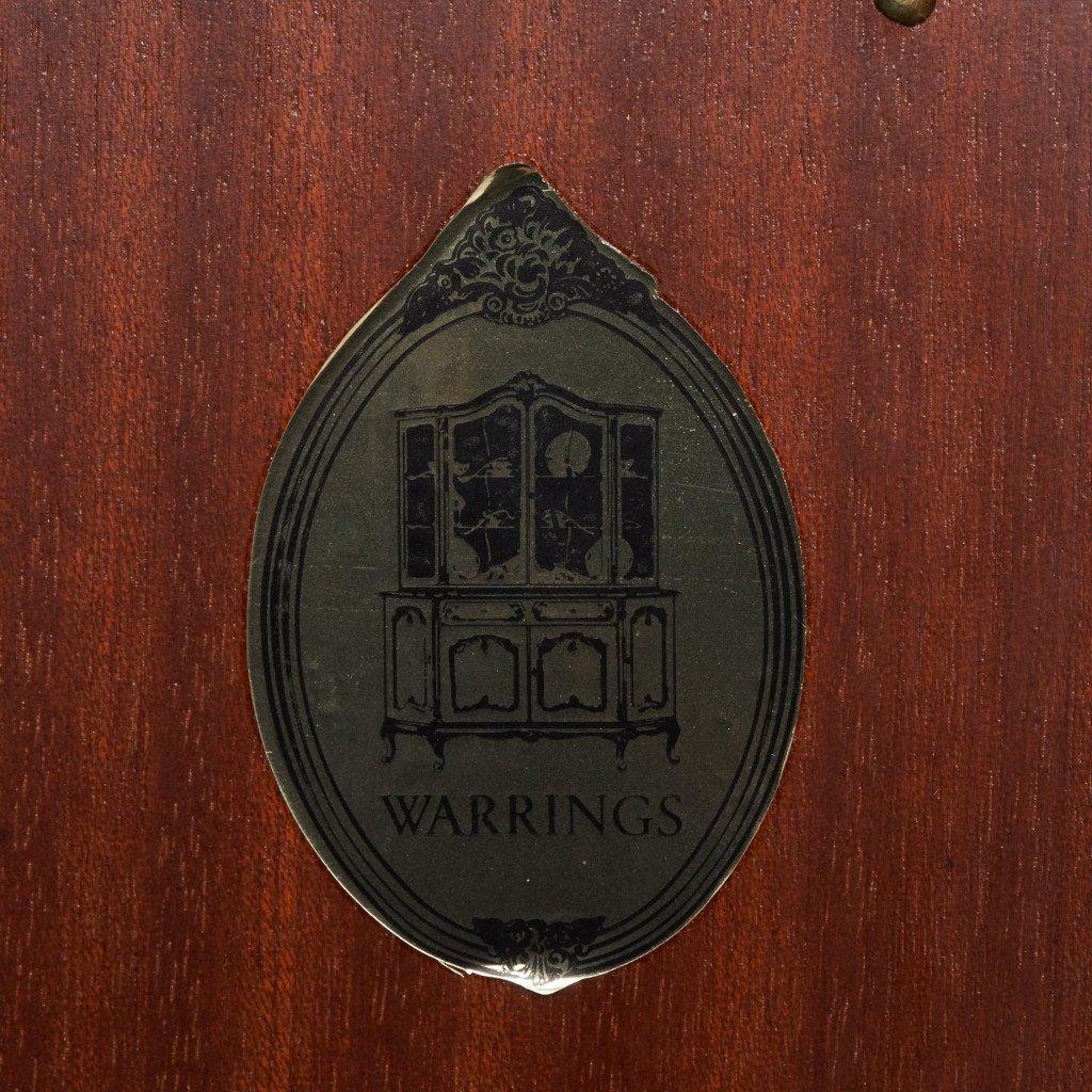 WARRINGS社 クラシックコーナーキャビネット
