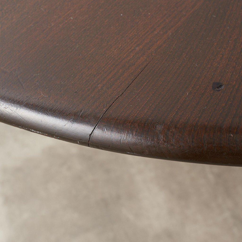 #40215 ラウンド コーヒーテーブル コンディション画像 - 22