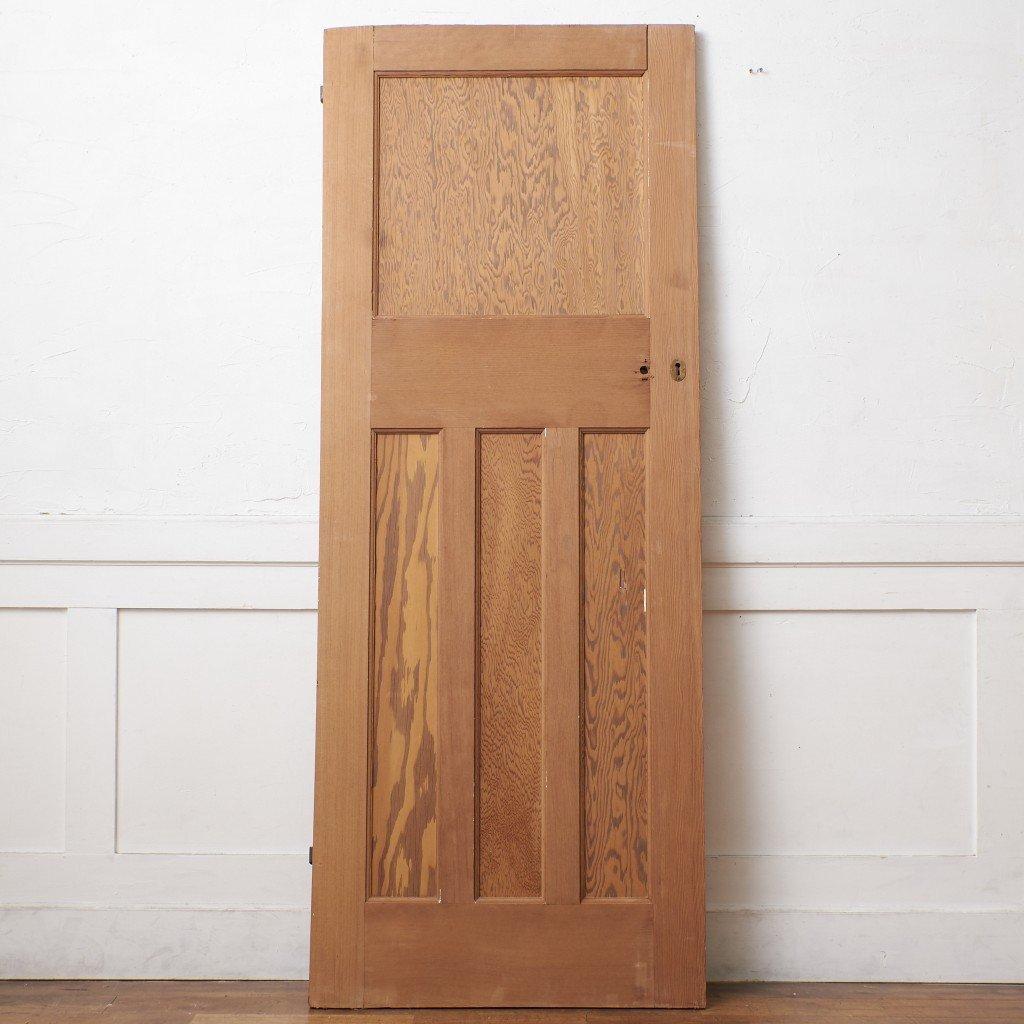 #37499 オールドパイン 英国アンティーク ドア コンディション画像 - 20