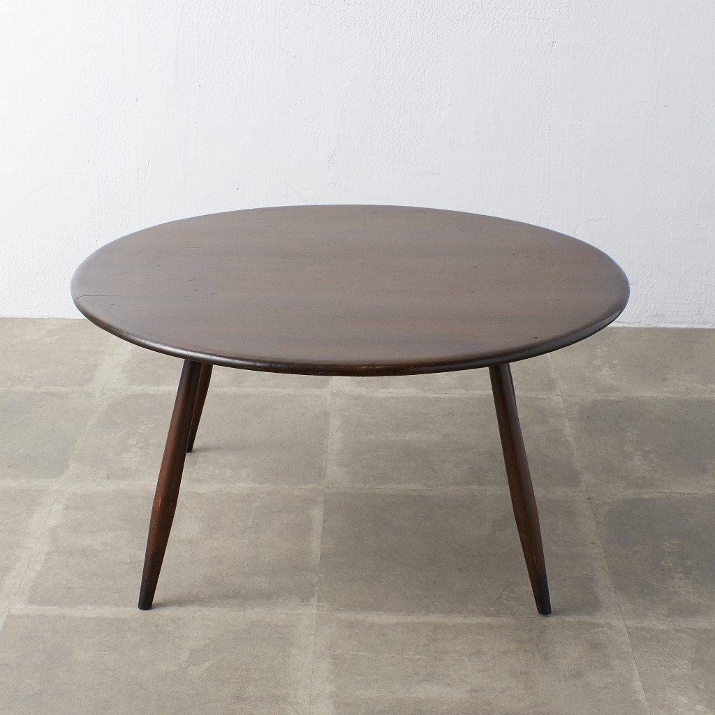 #40215 ラウンド コーヒーテーブル コンディション画像 - 8