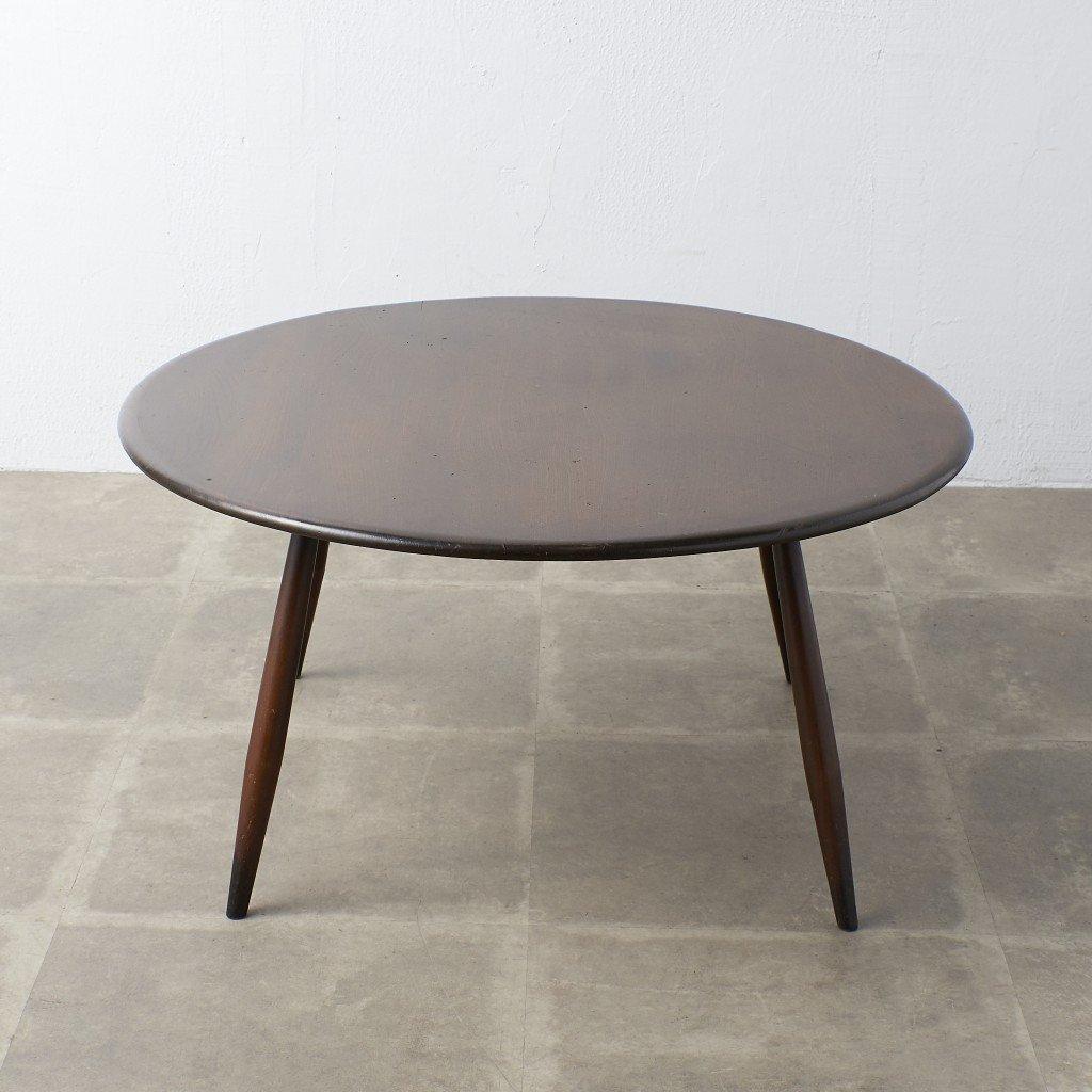 #40215 ラウンド コーヒーテーブル コンディション画像 - 9